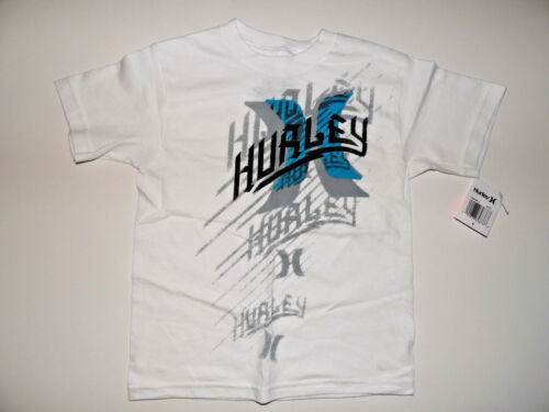 Hurley Boys T-Shirts 6 To Choose From Many Sizes 4,5,6,or 7 NWT