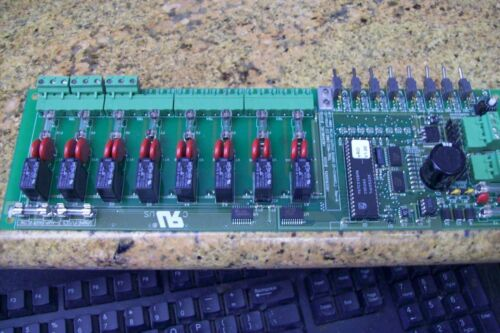 comtrol   com-trol   mcs-4002  relay output board Lot Of 3