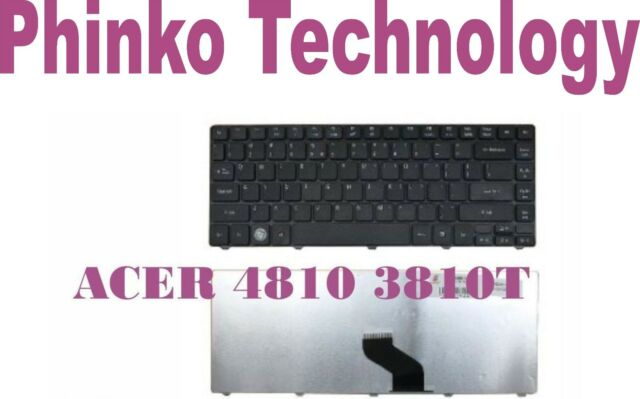 Laptop Keyboard for Acer Aspire 3810 3810T 4810T 4810 3820T 3820TG 3820TZ 4820T