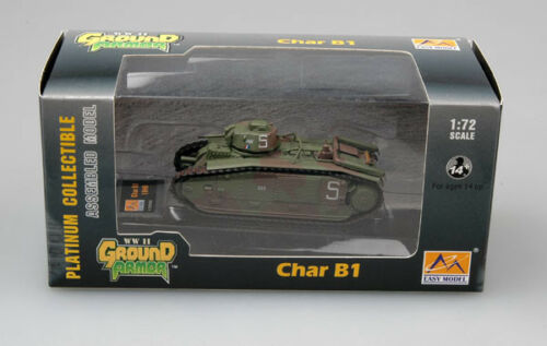 char b1-junio de 1940-nuevo Easy Model 36158-1//72 WWII Franz