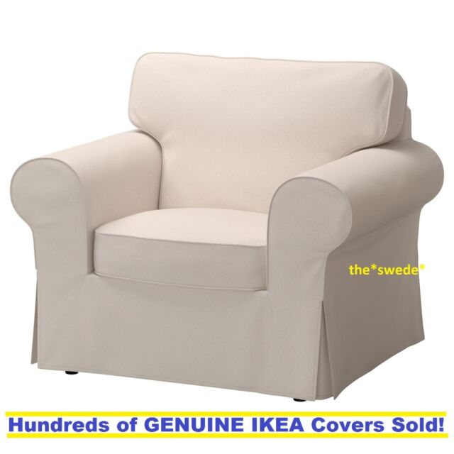 Phenomenal Ikea Ektorp Chair Cover Nordvalla Dark Beige Armchair Slipcover Gmtry Best Dining Table And Chair Ideas Images Gmtryco