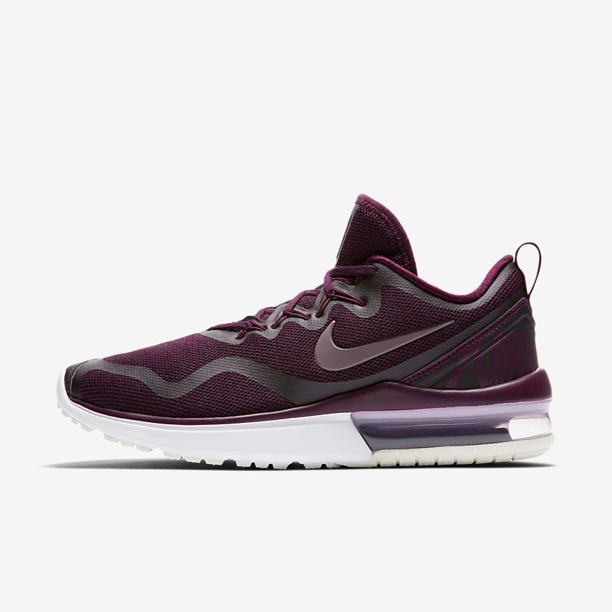 Nike AIR MAX ginnastica Fury Donna Scarpe da ginnastica MAX AA5740 600 misure UK5.5/6 EUR39/40 a83a9e