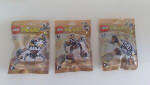 Lego-Mixels-serie-5-41536-41538-3-unidades-neu-amp-ovp