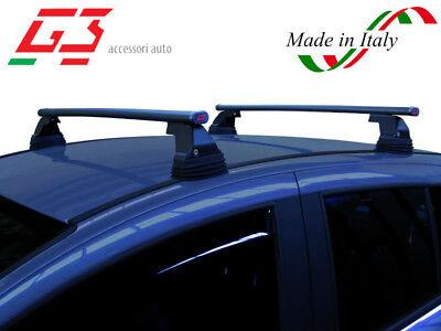 EasyOne Green Valley Barre Portatutto Portapacchi Mercedes Classe B dal 2011 5 p