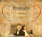 PremiŠre (CD, Nov-2013, Blue Griffin Recording)