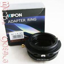 Kipon Tilt & Shift Adapter for Leica R L/R lens to Sony E mount NEX-5N 5R 6 7 A7