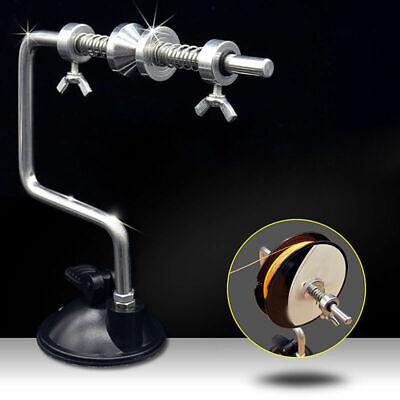 Tragbare Angelschnur Wickler Rollenspule Spooler System Tackle Aluminium /&Heiß