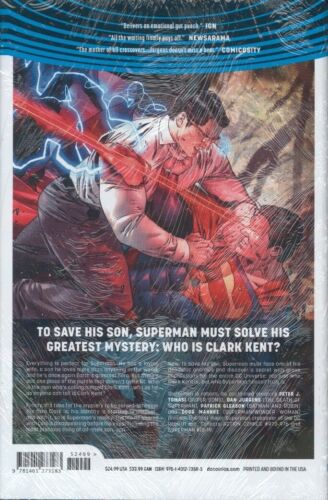 SUPERMAN REBORN HC REBIRTH REPS #973-976 /& SUPERMAN #18-19 SEALED