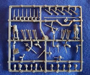 Perry-miniatures-war-of-roses-bows-command-sprue