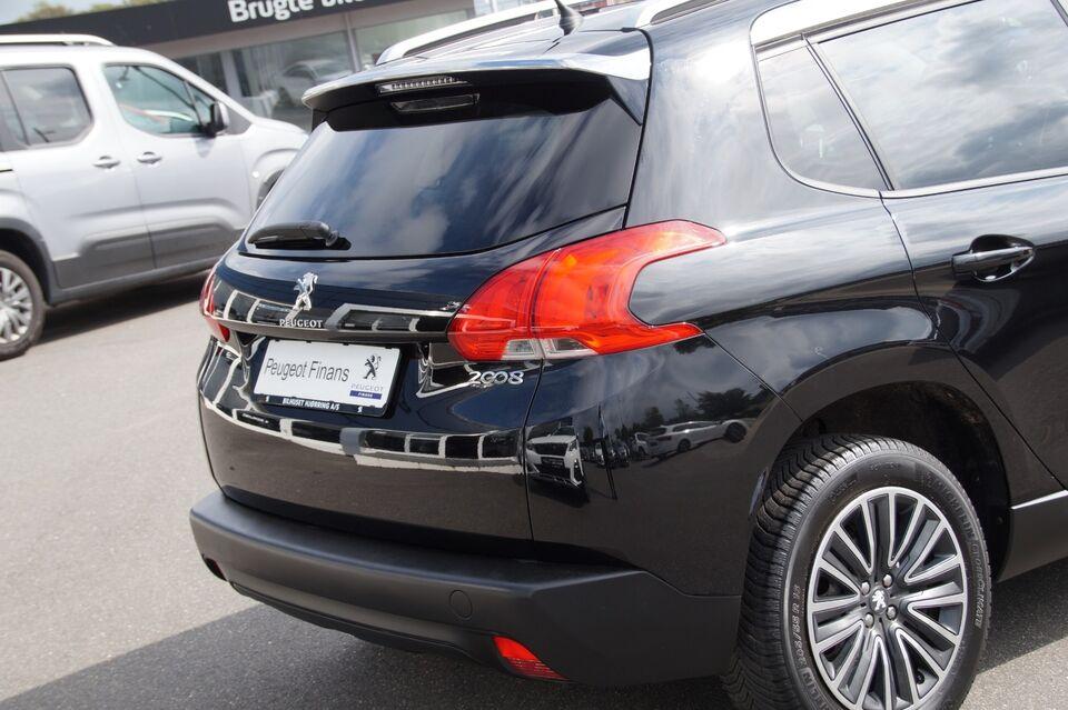 Peugeot 2008 1,2 VTi 82 Plus Benzin modelår 2016 km 34000