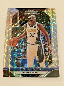 2018-19 Panini Prizm Mosaic Basketball #79 - Myles Turner - Indiana Pacers
