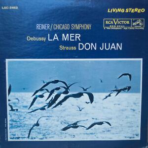 RCA-LIVING-STEREO-LSC-2462-S4-S5-SHADED-DOG-LA-MER-DON-JUAN-REINER-CSO-EX-NM