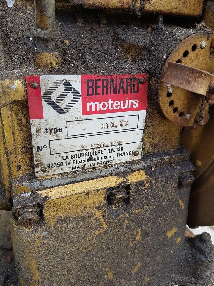 Motorpumpe, Bernard