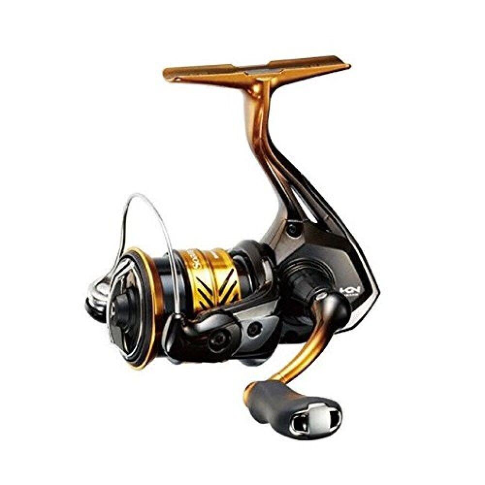 NEW Shimano Reel Azing Meballing Spinning Reel 18 Soare BB500S Fishing JAPAN