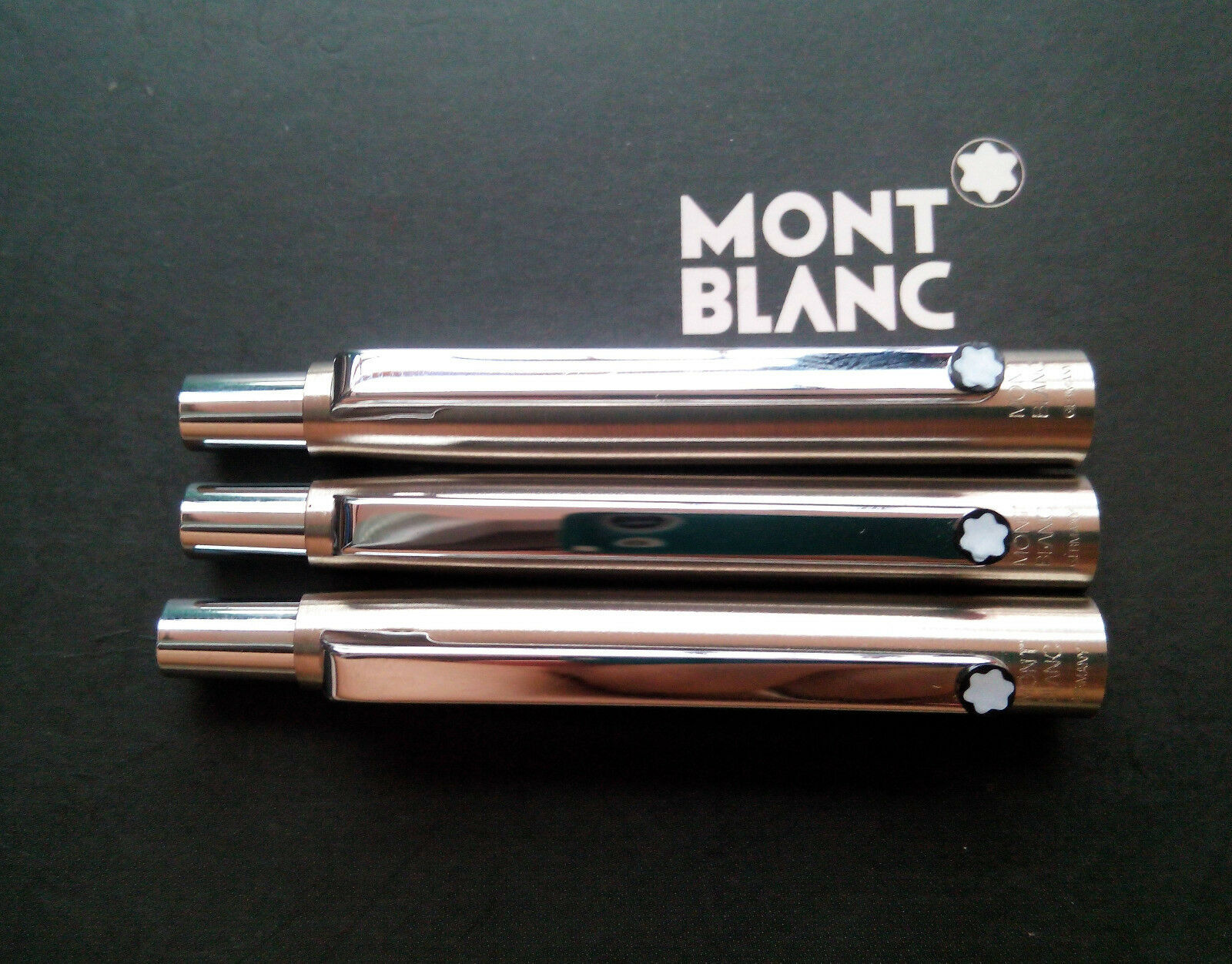 byPart MontbIanc Meisterstuck 163 RollerBall New Old Stock