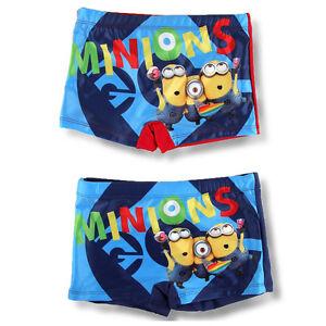 6a9e6023361525 MINIONS costume a boxer two colours sea and swimming pool when he ...