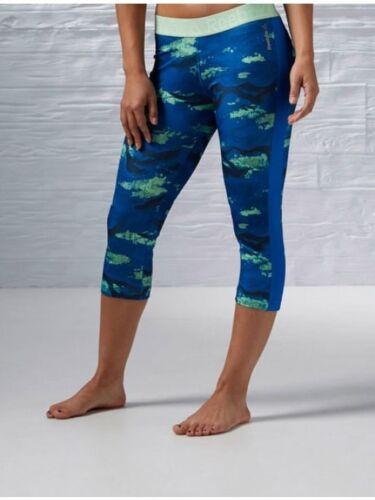Reebok Ladies Workout Ready Capri Pants AJ3519
