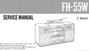 Sony Fh 55w
