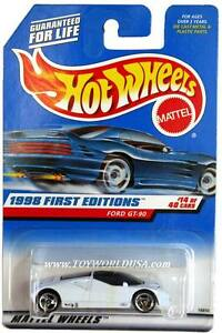 Image Is Loading  Hot Wheels  First Edition  Ford