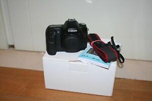 Fotocamera-Canon-EOS-50D-reflex-digitale-CF-8GB-macchina-semiprofessionale-60d