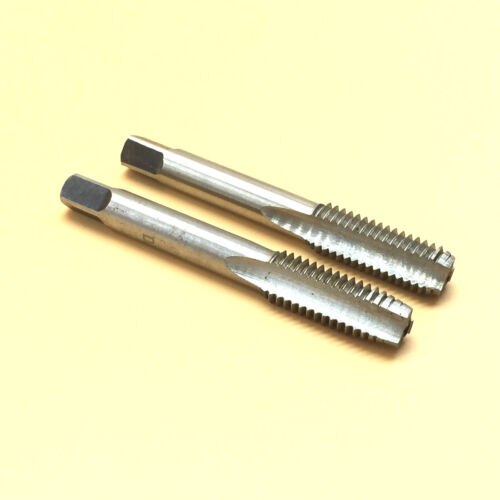 10mm x 1.25 Metric Taper and Plug Tap M10 x 1.25mm Pitch SN-T