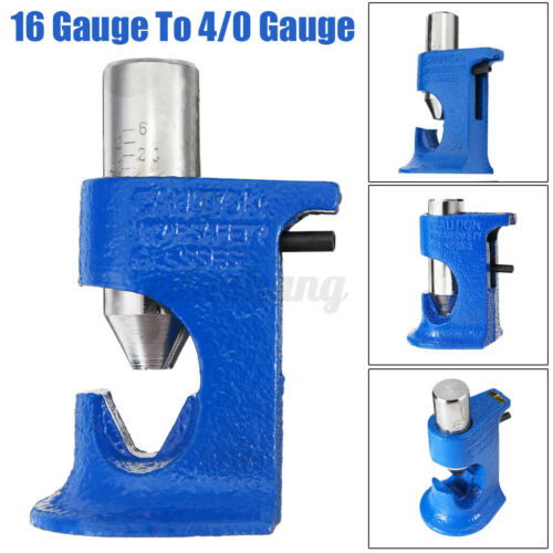 Cable Hammer Crimper Wire Terminal Welding Lug Crimping Tool 16 Gauge to 4//0  b