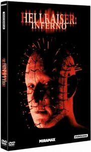 HELLRAISER-V-INFERNO-Craig-Sheffer-Nicholas-Turturro-Doug-Bradley-DVD-NEUF