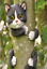 Novelty-Resin-Garden-Tree-Hugger-Peeker-Animal-Fairy-Ornament-Outdoor-Fence-Shed thumbnail 3