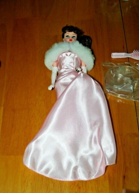 1995 Brunette Enchanted Evening Barbie Collector Edition-NO BOX-Never Played Wit