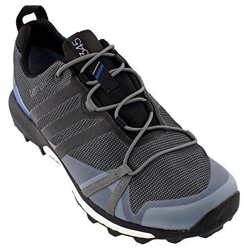 Adidas Outdoor Terrex ingravidez GTX Zapato AQ4072-Para Hombre Vista gris Negro