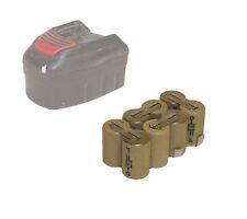 Akku für Würth SL96 BS96-A Compact 0700950214 - 9,6V 1500mAh NIMH