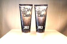 2pc JLO Glow After Dark Body Lotion 2.5oz. (75ml) New Out Of Box