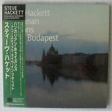 STEVE HACKETT - Hungarian Horizons JAPAN MINI LP 2CD NEU! IECP-20136/137 GENESIS