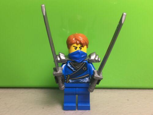NEW LEGO Ninjago Jay MiniFigure AUTHENTIC Blue NINJA Set 70728
