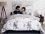 3PC-White-Marble-Printed-Duvet-Cover-Set-No-Comforter-Bedding-Set-Queen-King thumbnail 21