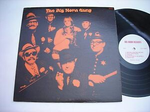 The-Big-Horn-Gang-Self-Titled-1962-Stereo-LP-VG-Mundelein-Il