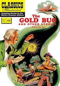 The-Gold-Bug-and-Other-Stories-Classics-Illustrated-by-Poe-Edgar-Allan-Pape