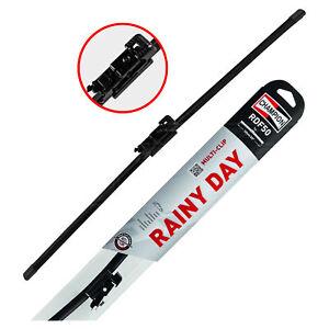 "Champion Rainy Day Single Flat Wiper Blade 48cm / 19"" (RDF48) - Single Blade"