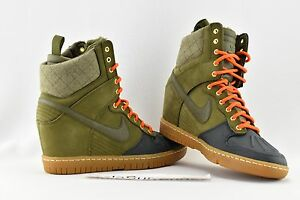 Image is loading Nike-Dunk-Sky-Hi-Sneakerboot-2-0-CHOOSE-