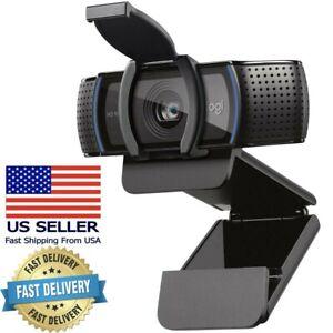 Logitech-C920s-Pro-HD-1080p-Webcam-w-Privacy-Shutter-960-001251-SHIPS-FAST
