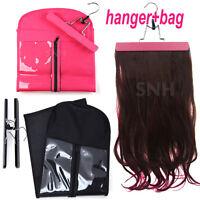 20% Off Suit Case Bag Hanger For Virgin Hair Weave Clip In Hair Extensions I330