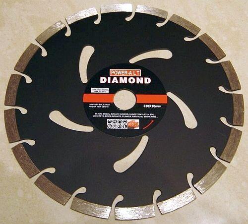Diamanttrennscheibe Trennscheibe Ø 230mm
