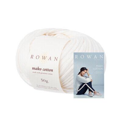 Rowan Denim revive-Varios Tonos 50G bolas