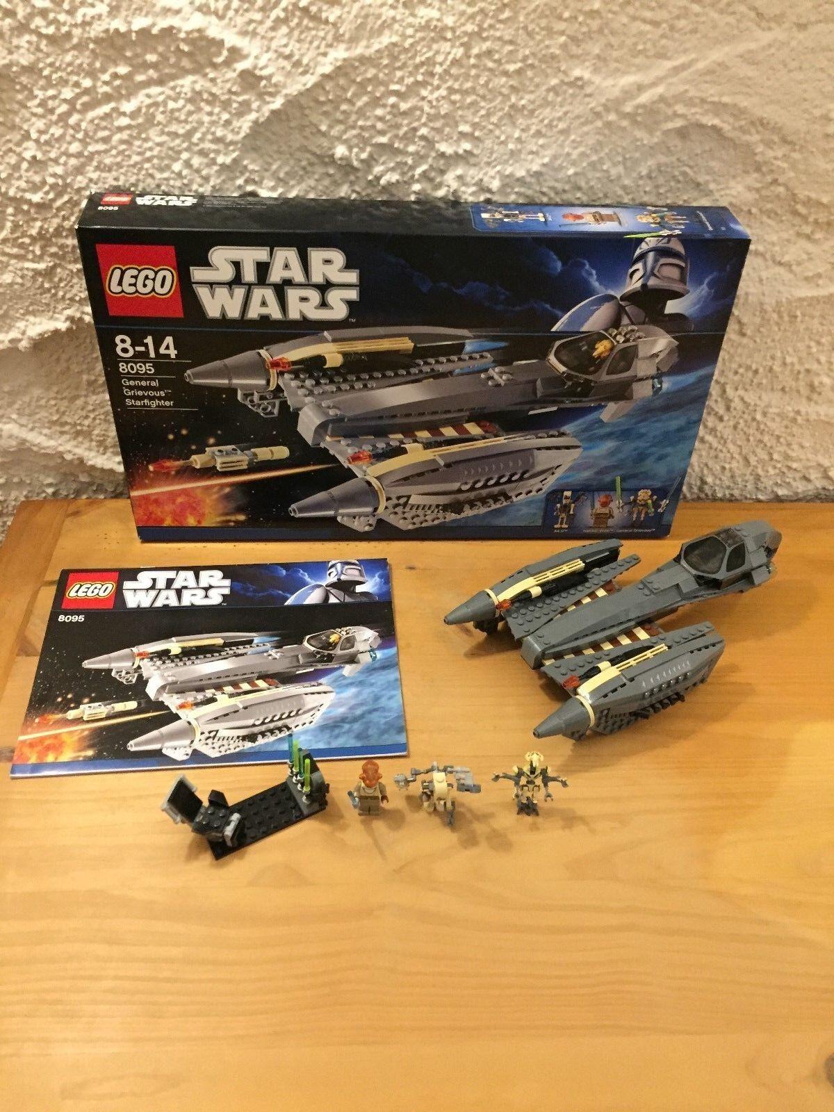 LEGO ® Star Wars 8095 General Grievous stellari