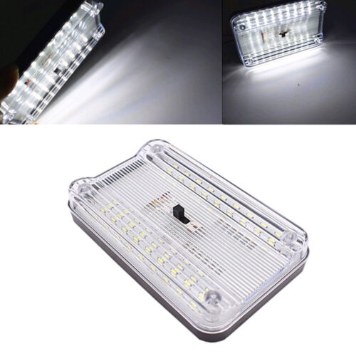 Car Vehicle Interior Dome Roof Ceiling Reading Trunk Light Lamp 36 ...
