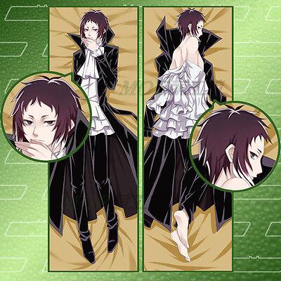 Hot Anime Haikyuu Kuroo Pillow Case Cover Hugging Body cosplay