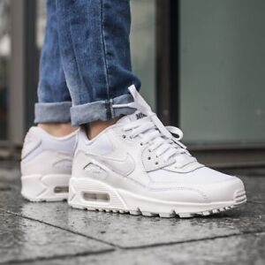 air max 90 mesh trainers