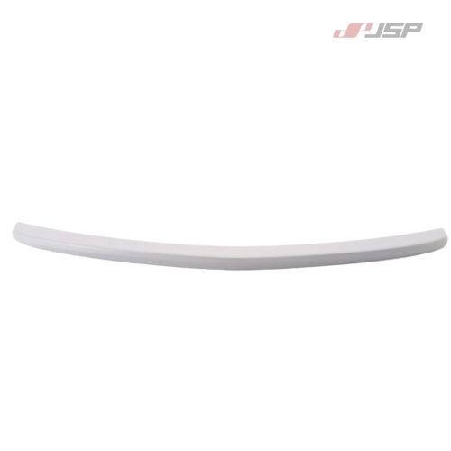 JSP Rear Wing Spoiler For 2010-2013 Mazda 3 Sedan Primed Factory Style  368037
