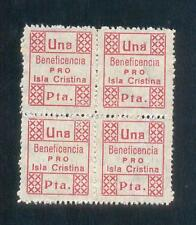 ISLA CRISTINA (HUELVA).  GÁLVEZ B462 **   BLOQUE DE CUATRO