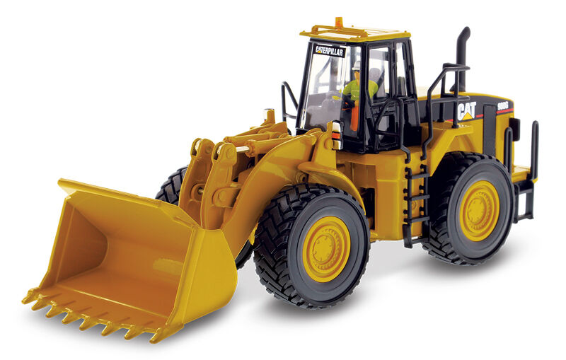 NEW Diecast Masters DM 85027 CAT Caterpillar 980G Wheel Loader 1 50 Model Die